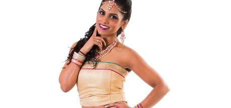 Oosterhoutse in finale Miss India Holland: 'Liever rolmodel dan model'