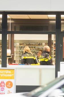 Overval tankstation Vianen, dader voortvluchtig