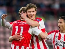 Door PSV verhuurde Sam Lammers gepresenteerd door sc Heerenveen