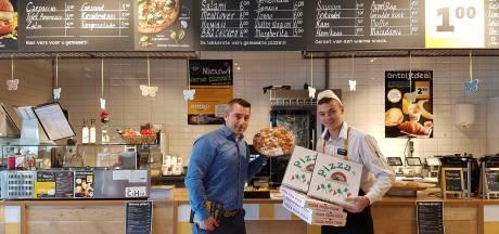 Pizza bestellen? Supermarkt bellen