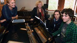 Nieuwe piano's voor Conservatorium