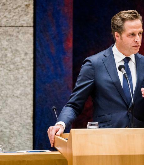 Minister Hugo de Jonge maakt excuses: 'Ik heb Dronten groot onrecht aangedaan'