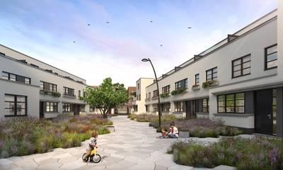 Run op Drie Hoefijzers fase 2 in Breda: huizen nu in de verkoop
