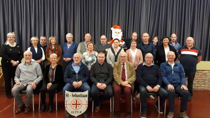 Sint-Sebastiaan Ieper sluit 2018 af