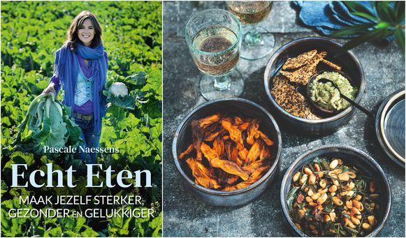 Voor 'Echt eten' creëerde Pascale Naessens naar eigen zeggen haar meest creatieve gerechten.