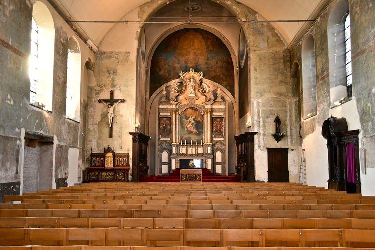 De Sint-Franciscuskerk.