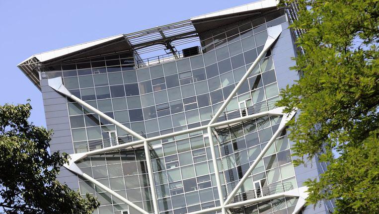 Het hoofdkantoor van MKB Nederland in Den Haag. Beeld ANP
