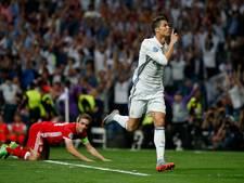 Ronaldo en falende arbitrage leiden Real langs Bayern
