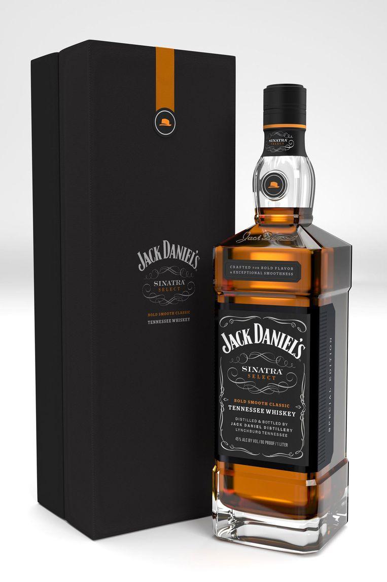 Jack Daniels bracht in oktober 2015 de 'Sinatra Select' uit ter ere van zijn grootste fan.