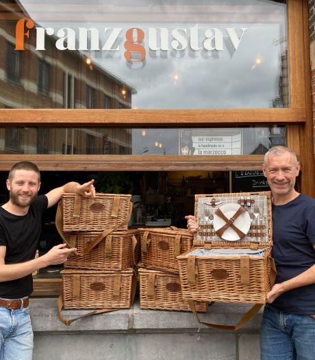 Brunchbar Franz Gustav verandert concept, schakelt over naar aperitief en picknick