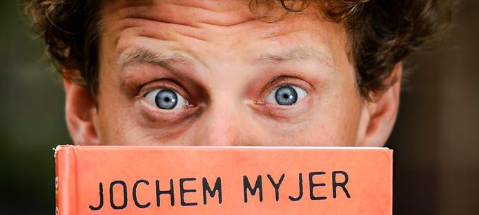 Cabaretier Jochem Myjer