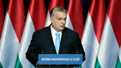 Europese Volkspartij lanceert procedure voor uitsluiting Orban