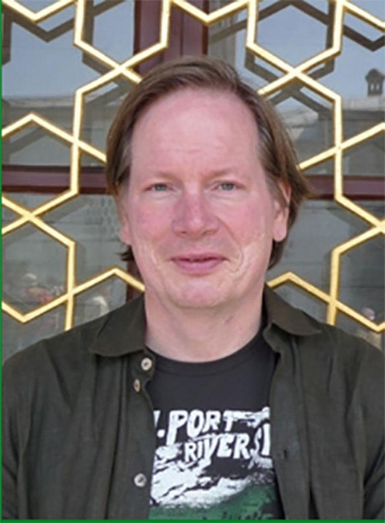 Politiek filosoof Gijs van Oenen. Beeld TR BEELD