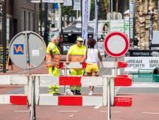 Onverwacht twee dagen langer verkeershinder in hartje Arnhem