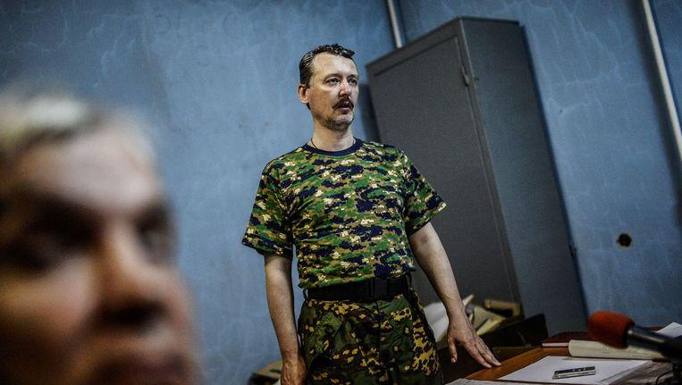 Igor Strelkov Beeld afp