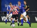 Voer voor discussie: PSV-nieuwelingen komen nog niet verder dan een bijrol
