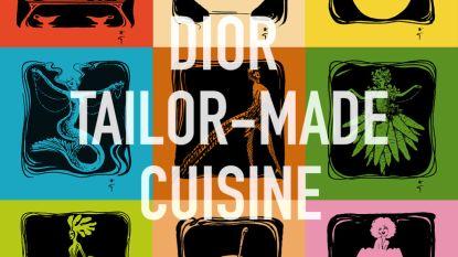 Haute cuisine: dit kookboek leert je de favoriete gerechten van Christian Dior