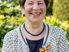 Koninklijke onderscheiding voor Mia Peeters uit Hilvarenbeek