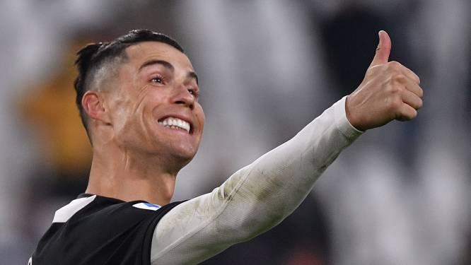 Cristiano Ronaldo heeft er zin in: uren vroeger dan de rest op de club, betere fysieke tests dan vóór coronacrisis