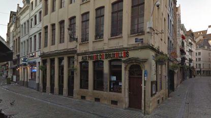 Vleesrestaurant 'Aux Pavés de Bruxelles' sluit de deuren