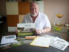 Bas koestert warme herinneringen aan familieclub Merwede: 'Ik heb er tot mijn vijftigste gespeeld'