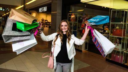 Een maand lang shoppen Sofie heeft studentenjob van het jaar beet