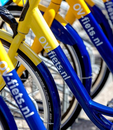 OV-fiets haalt nieuw record: 4 miljoen ritten in een jaar