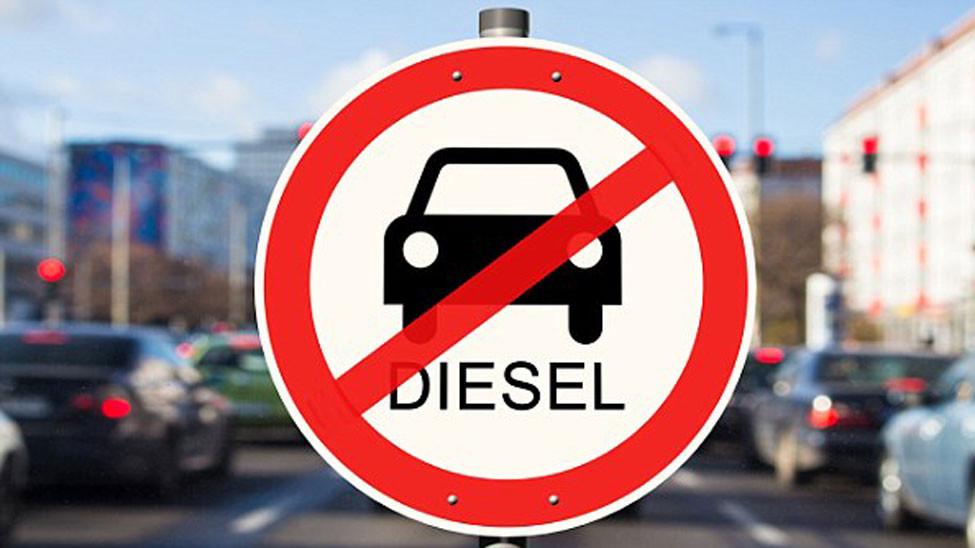In Bristol zijn vanaf volgend jaar dieselauto's helemaal niet meer welkom