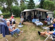 Trouwe gasten Veluwse camping in tranen: nieuwe eigenaar uit Lunteren zet streep door boekingen