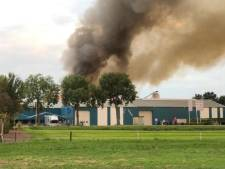 Productie Klein Kromhof in Daarlerveen ligt stil na brand
