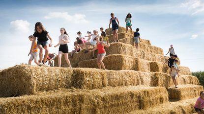Maïsdoolhof officieel geopend