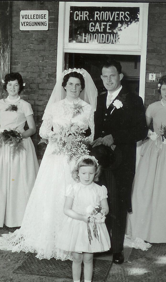 Harrie en Maria van den Boomen - Rovers 60 jaar getrouwd