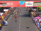 Samenvatting: Jelle Wallays verrast in etappe 18