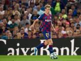 Frenkie blinkt uit bij grote winst Barça