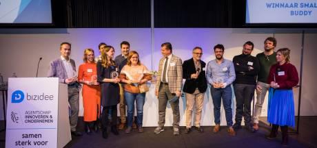 Drie beloftevolle startups winnen de Bizidee Awards