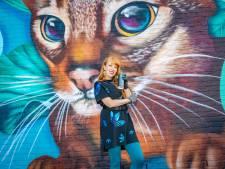 Mural-project in Goes valt even stil: 'Volgend jaar hopelijk drie nieuwe muurschilderingen'