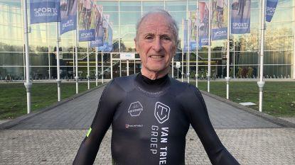 """Herman De Ridder (82) gaat Belgisch uurrecord aanvallen op de piste : """"Zes maanden intensief op voorbereid"""""""