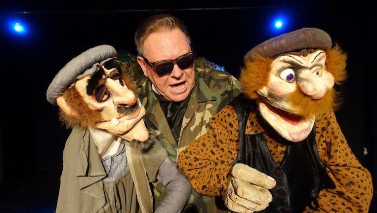 Pop Arts Festival is een jaarlijks festival waarin poppen- en objecttheater centraal staat Beeld Theater Bellevue