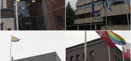 Wageningen was regenboogvlag kwijt op Coming Out Day