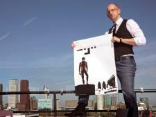 Den Haag krijgt stripfiguur-superheld: 'Goed en kwaad. Niets ertussen'