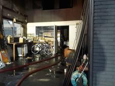 Hardinxelders in touw voor door brand getroffen bedrijf
