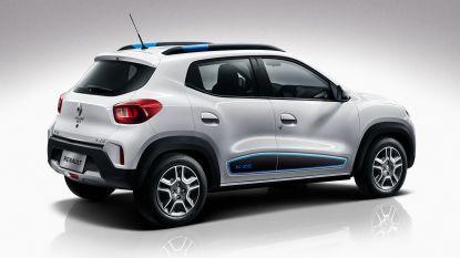 """Renault: """"Binnen vijf jaar elektrische auto van 10.000 euro"""""""