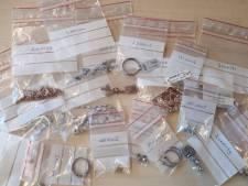 Man probeert gestolen sieraden in te leveren bij juwelier in Kaatsheuvel