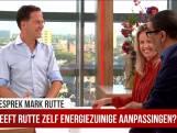Heeft Rutte zelf energiezuinige aanpassingen in zijn huis?
