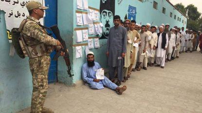 Doden en gewonden bij aanslagen stemlokalen Afghanistan