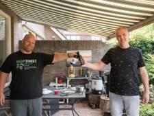 Kokkerellen voor kerels: 'Volgende stap is een Hierdense Biergilde'