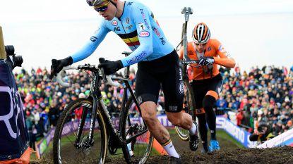 KOERS KORT. Maldegem wordt laatste duel tussen Van der Poel en Van Aert - Dwars door Vlaanderen heeft geen plaats voor Roompot-Charles