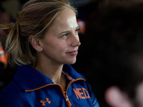 Marleen van Iersel uit Nederlandse beachvolleybalteam gezet