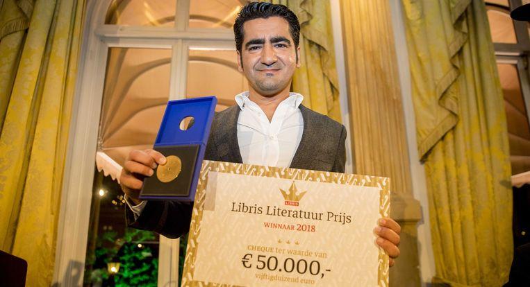 De winnaar van vorig jaar: Murat Isik. Beeld EPA