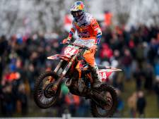 Herlings loopt GP-zege mis door val
